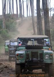 land rover foto bdg offroad amazing race outbound lembang bandung sky adventure