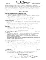 Cashier Job Duties For Resume Resume Food Service Resume Food Service Cashier Job Description