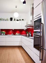 kitchen red and white kitchen cabinets stunning on in best 25