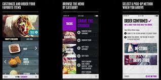 taco bell mobile ordering app business insider
