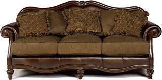 Claremore Antique Living Room Set Sofa By Chicago Furniture