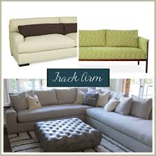 how to pick a couch sofa arm styles how to pick style