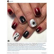 12 halloween nail art ideas southern living