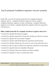 Sample Resume For Hardware And Networking For Fresher Download Hardware Engineer Sample Resume Haadyaooverbayresort Com