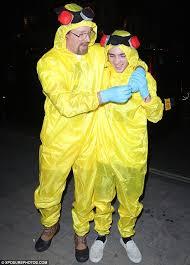 Breaking Bad Halloween Costume Guy Ritchie Son Rocco Channel Breaking Bad Stars Halloween
