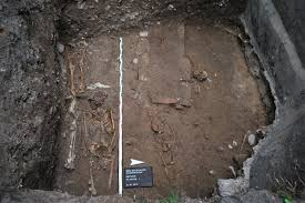 Bad Salzungen Archäologische Grabung Husenkirche Bad Salzungen