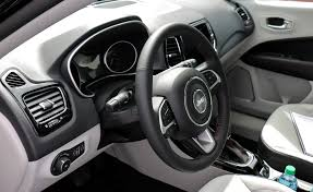 compass jeep white first drive 2017 jeep compass jk forum