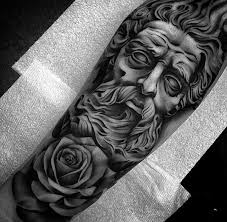 collection of 25 mythology sleeve design for