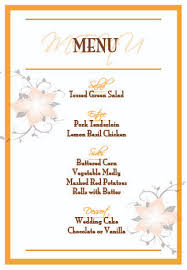 wedding buffet menu ideas wedding buffet menu menus for buffet style dinner