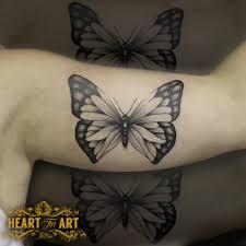 beautiful blackwork tattoos by polish artist uls metzger