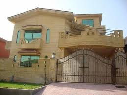 home front view design pictures in pakistan houses gallery fair deal construction