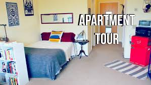 What Is A Studio Apartment 5 Tips Living In A Studio Apartment Youtube