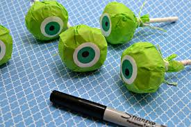 Monsters University Halloween by Monsters University Mike Wazowski Lollipops As The Bunny Hops