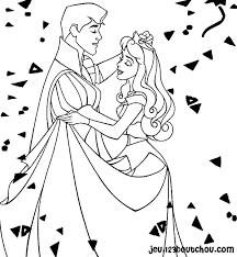 coloriage princesse les beaux dessins de dessin animé à imprimer