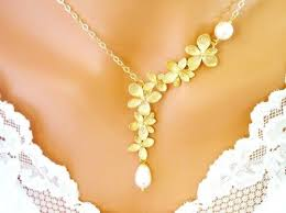 gold flower necklace designs images 34 best of flower jewellery ideas flower design and arrangement jpg