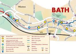 map uk bath map bath