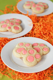 easy thanksgiving cookies bunny paw thumbprint cookies the bearfoot baker