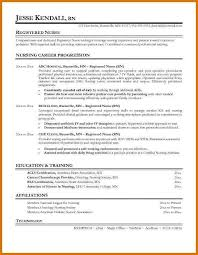 Sample Of Rn Resume by Graduate Nursing Resume Examples New Graduate Nurse Resume Full