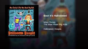 boo it u0027s halloween youtube