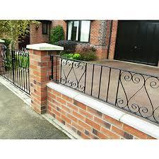 Metal Banisters Metal Railing Gates U0026 Metal Railings Gardens Wickes