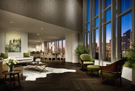 penthouses with 18 foot ceilings hit market lumina