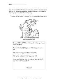 worksheet 510660 calculator math worksheets u2013 calculator fun