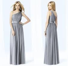 silver gray bridesmaid dresses vosoi com