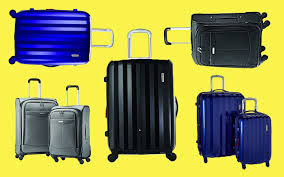 deal of the day samsonite luggage spinner set travel