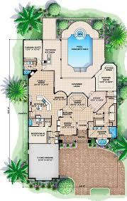 mediterranean floor plans mediterranean house plans home design ideas