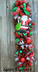 340 best christmas swags images on pinterest christmas swags