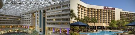 hotels near orlando international airport mco fl
