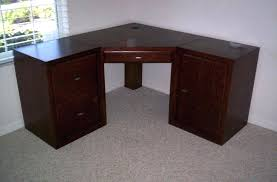 Corner Computer Tower Desk Corner Wood Desk Corner Wood Desk Computer Wooden Solid 4 With