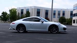 slammed porsche gt3 fabspeed 991 2 x pipe review 6speedonline porsche forum and