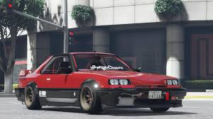 Nissan Skyline 2016 Nissan Skyline Rs X R30 Add On Replace Gta5 Mods Com