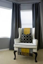 Grey And Yellow Chair Yellow And Grey Accent Chairs Foter