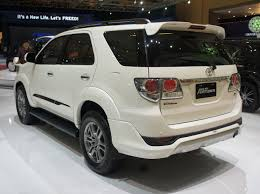 toyota car models 2016 toyota fortuner carsfeatured com