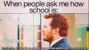 Funny Memes About School - how school is funny pictures quotes memes funny images funny