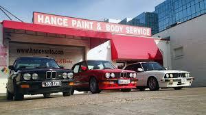 bmw collision center richardson tx shop dallas collision repair dallas hance auto