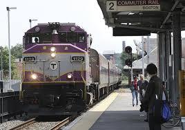 Massachusetts travelers stock images Mbta to install 451 million technology to prevent train crashes jpg