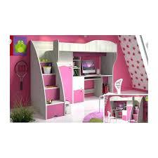 bureau sous lit mezzanine lit mezzanine avec bureau et armoire integres bureau sous lit