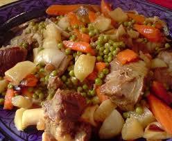 comment cuisiner une aule d agneau navarin d agneau recette de navarin d agneau marmiton