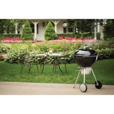 amazon com weber 14501001 master touch charcoal grill 22 inch