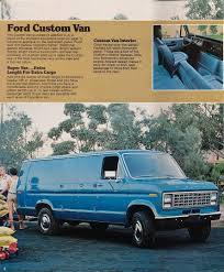 1980 ford econoline 06 modle ideas pinterest ford vans and