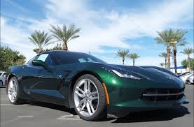 future corvette stingray number of 2014 cyber grey u0026 limerock green c7 u0027s produced