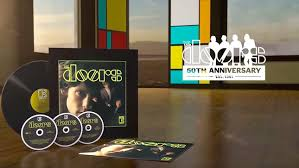 50th anniversary photo album the doors 50th anniversary deluxe edition of debut album due in