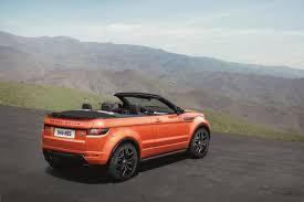 range rover coupe convertible vwvortex com production range rover evoque convertible