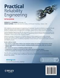 buy practical reliability engineering quality and reliability