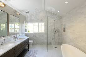 how to design a bathroom remodel bath remodel restores home s cohesive aesthetic