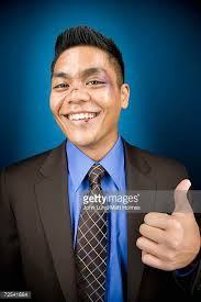 Thumbs Up Kid Meme - black eye stock photos and pictures getty images