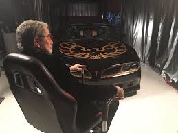 Pictures Of The New Pontiac Firebird Burt Reynolds Introduces The New U0027bandit U0027 Trans Am Video